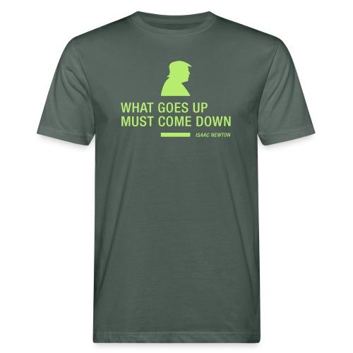 Isaac Newton / Men - Männer Bio-T-Shirt