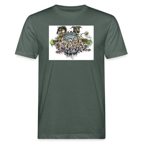 Mainbattle mind21 - Männer Bio-T-Shirt