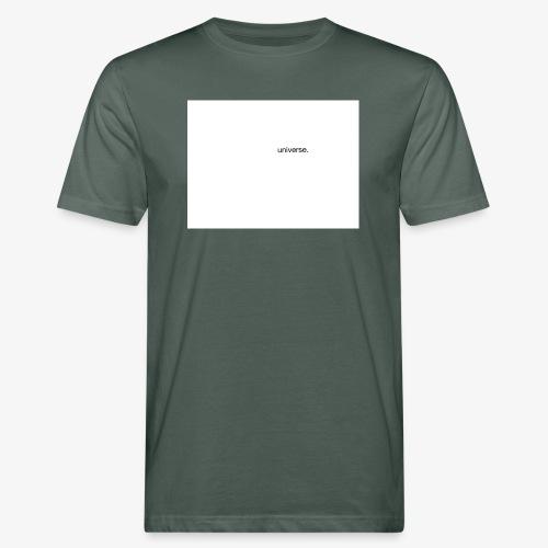 UNIVERSE BRAND SPONSOR - T-shirt ecologica da uomo