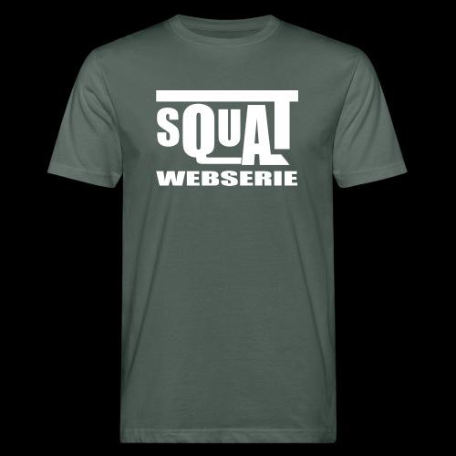 SQUAT WEBSERIE - T-shirt bio Homme