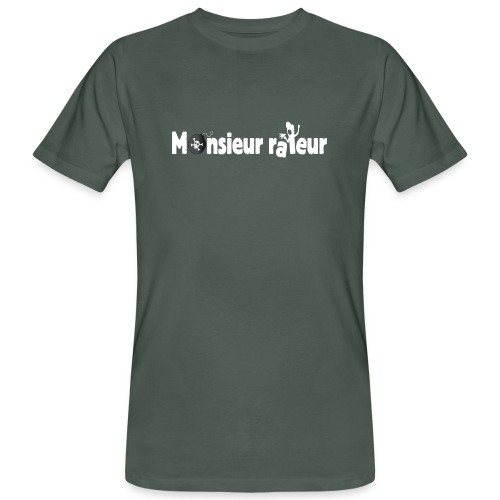 monsieur râleur - T-shirt bio Homme