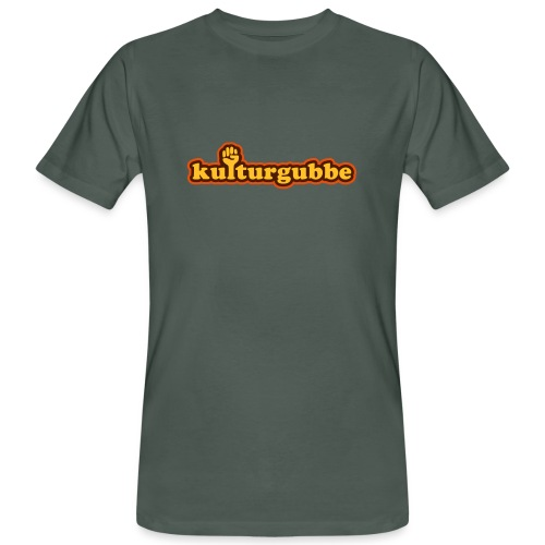 KULTURGUBBE - Ekologisk T-shirt herr