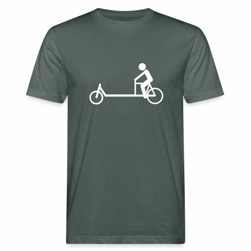 Biporteur - T-shirt bio Homme
