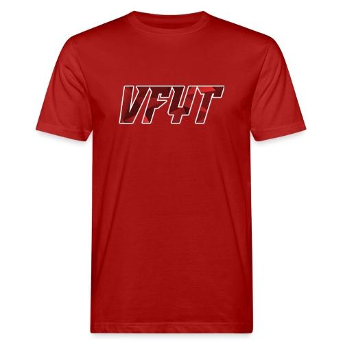vfyt shirt - Mannen Bio-T-shirt