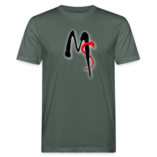 MileStone logo2 - Mannen Bio-T-shirt