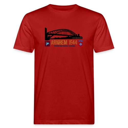 Opération Marché-Jardin: Arnhem - T-shirt bio Homme