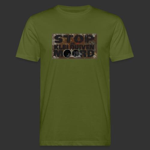 kleiduivenmoord - Mannen Bio-T-shirt