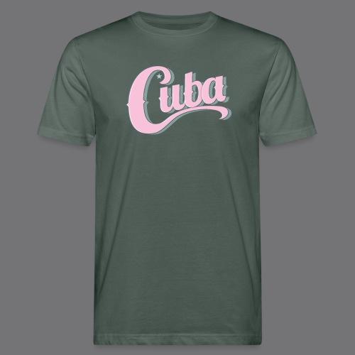 CUBA VINTAGE Tee Shirt - Men's Organic T-Shirt