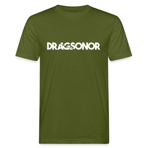 DRAGSONOR white - Men's Organic T-Shirt