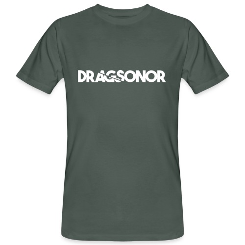 DRAGSONOR white - Men's Organic T-Shirt