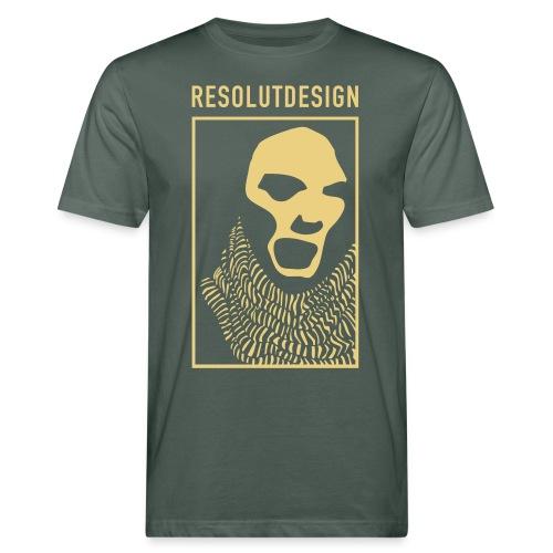 SCHREI - Männer Bio-T-Shirt