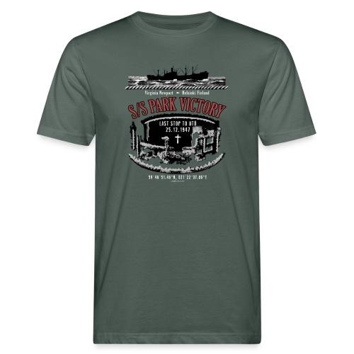 PARK VICTORY LAIVA - Tekstiilit ja lahjatuotteet - Miesten luonnonmukainen t-paita