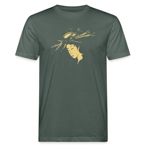 Geisha - T-shirt ecologica da uomo