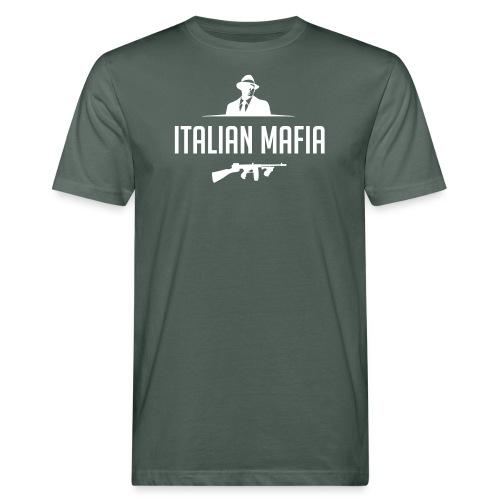italian mafia - T-shirt ecologica da uomo