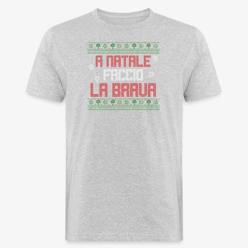 Il regalo di Natale perfetto - T-shirt ecologica da uomo