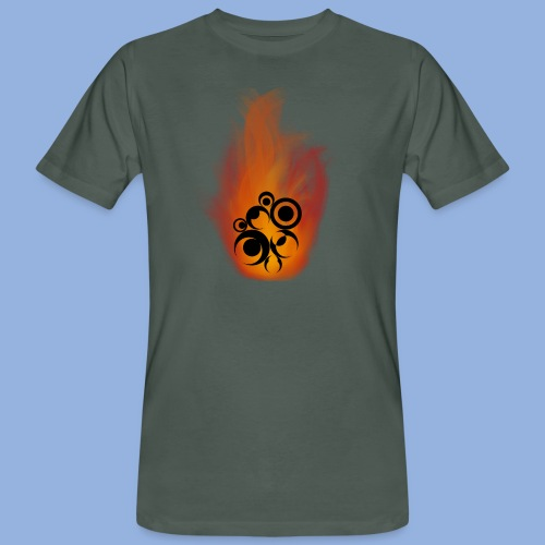 Should I stay or should I go Fire - T-shirt bio Homme