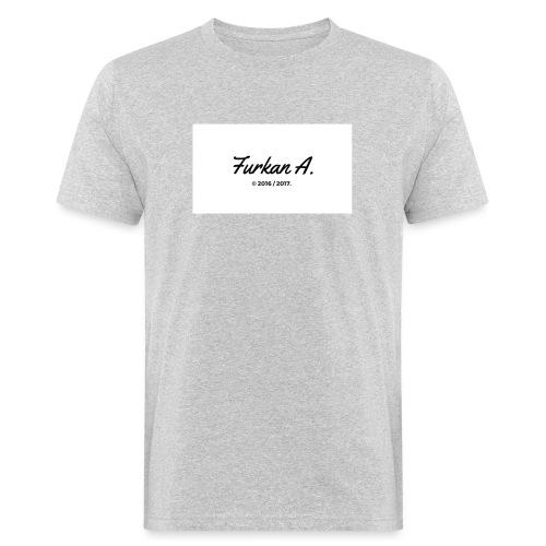Furkan A - Mannen t-shirt - Mannen Bio-T-shirt