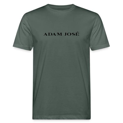 Adam José BLACK - T-shirt ecologica da uomo