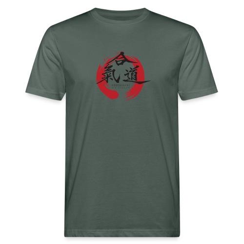 KAK logo black ink - Organic mænd