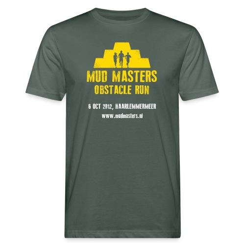 tshirt front - Mannen Bio-T-shirt