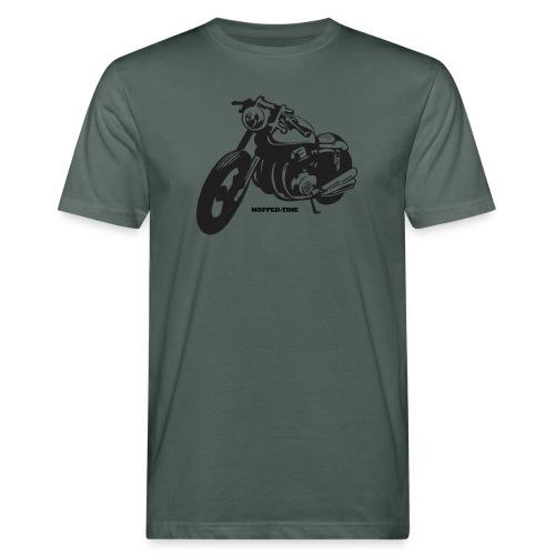 Mopped - Männer Bio-T-Shirt
