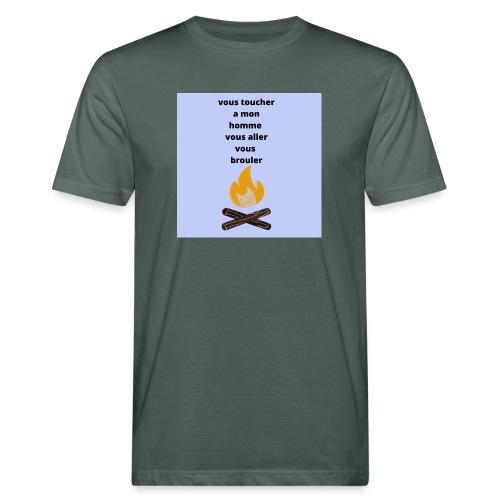 pour homme et femme - T-shirt bio Homme