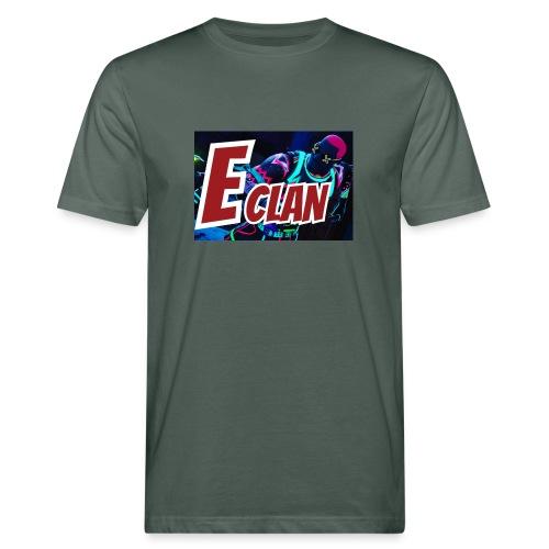 Elite x Clan Turnbeutel - Männer Bio-T-Shirt