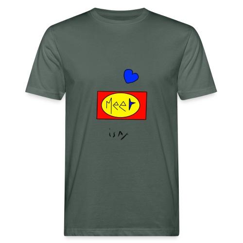 Meet isax - T-shirt bio Homme