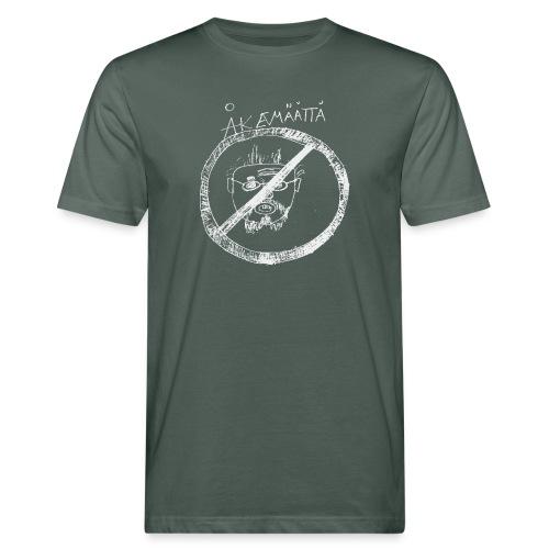 Mättää black - Ekologisk T-shirt herr