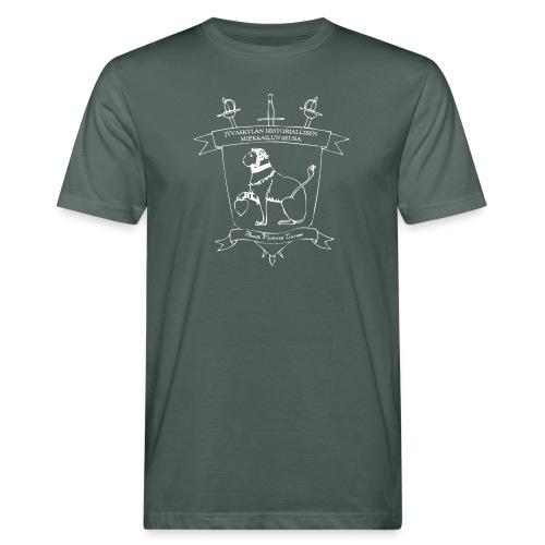 JHMS muki - Miesten luonnonmukainen t-paita