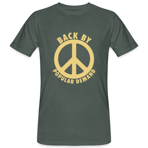 Back by popular demand - Männer Bio-T-Shirt