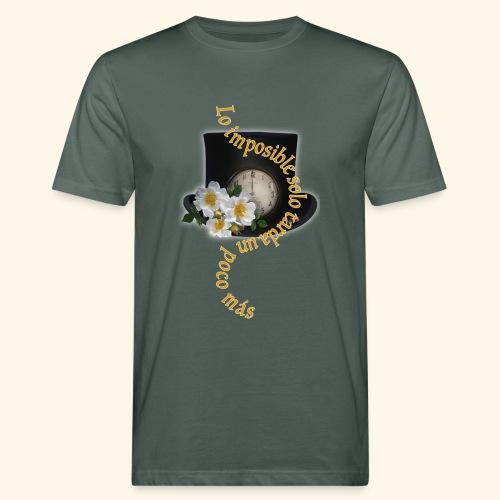 LO IMPOSIBLE - Camiseta ecológica hombre