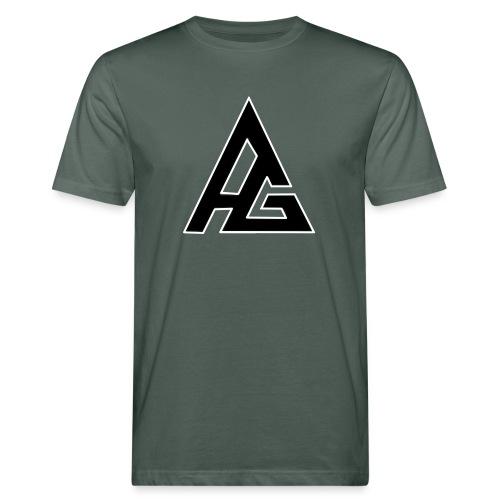 AG vit 1 - Ekologisk T-shirt herr