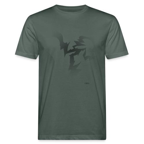 Chaos und Ruhe - Männer Bio-T-Shirt