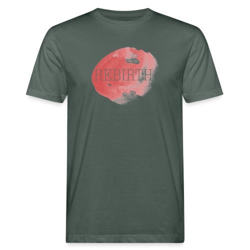 rebirth - T-shirt ecologica da uomo