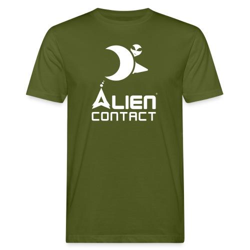 Alien Contact - T-shirt ecologica da uomo
