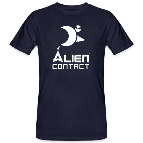 Alien Contact - T-shirt ecologica da uomo
