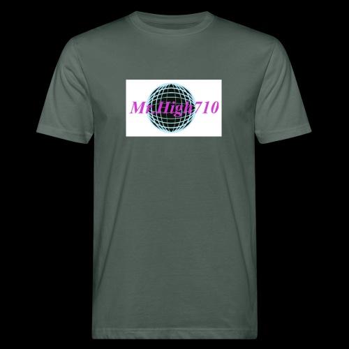 Mr.High710 - Männer Bio-T-Shirt
