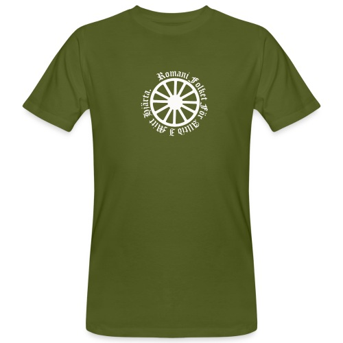 626878 2406639 lennyhjulromanifolketivit orig - Ekologisk T-shirt herr