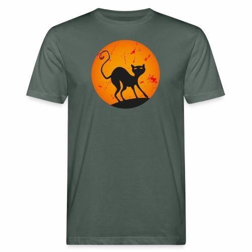 LA LUNA E IL GATTO 3 - THE CAT AND MOON 3 - T-shirt ecologica da uomo