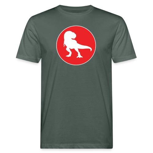 DINO 3D AR - Camiseta ecológica hombre