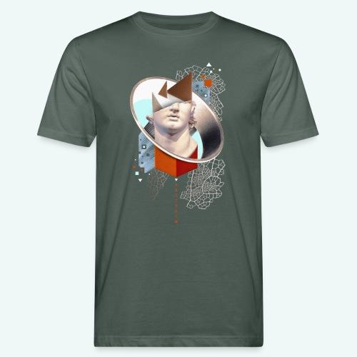 Abstrakt - Männer Bio-T-Shirt