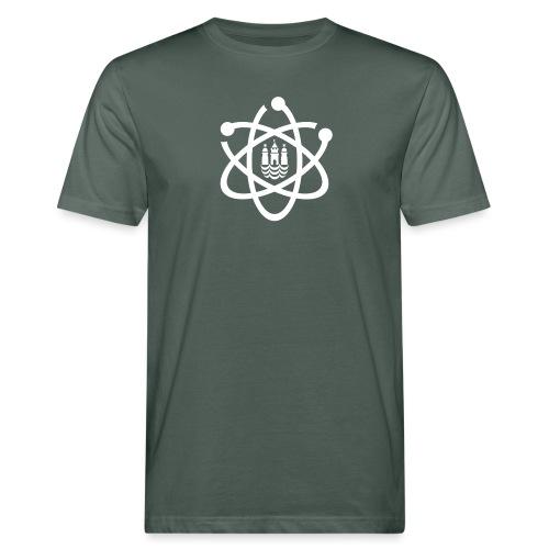 March for Science København logo - Men's Organic T-Shirt