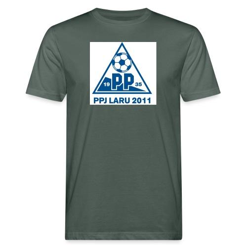 PPJ Laru 2011 - Miesten luonnonmukainen t-paita
