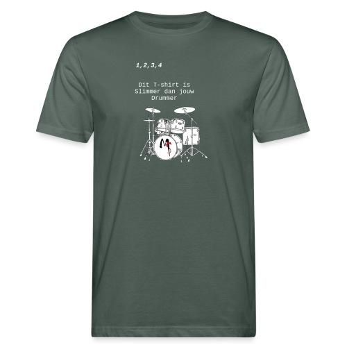 drummer1 - Mannen Bio-T-shirt