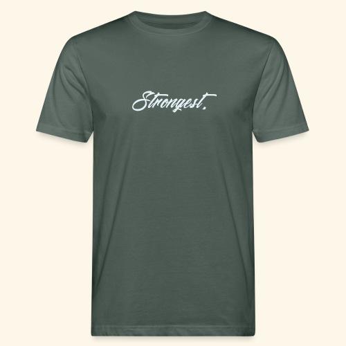 Strongest - T-shirt bio Homme