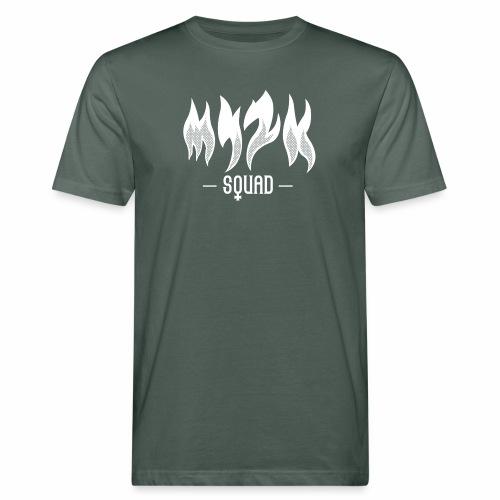 logo pour tshirt blanc - T-shirt bio Homme