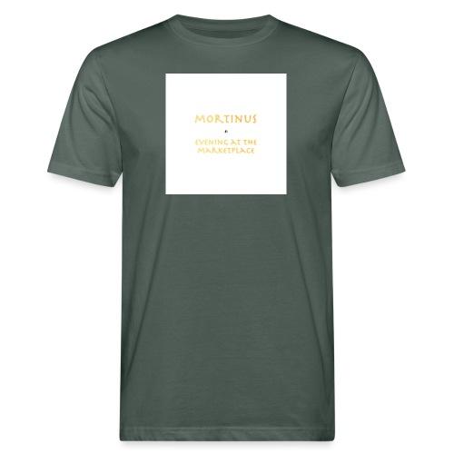 Mortinus - Evening at the Marketplace - Men's Organic T-Shirt
