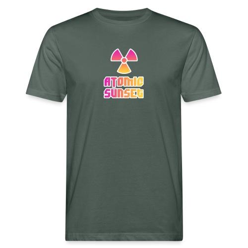 ATOMIC SUNSET - T-shirt bio Homme