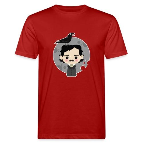 Edgar Allan Poe - T-shirt ecologica da uomo